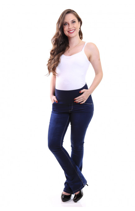 c903b60065fc8b Calça Jeans Flare Feitiço